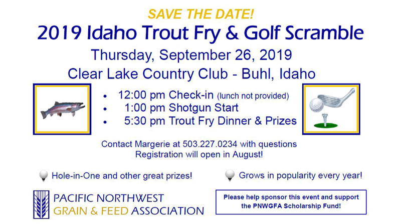 Annual Idaho Trout Fry & Golf Scramble